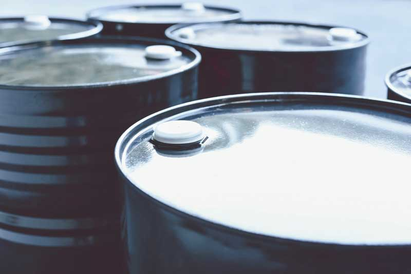 solvent recycling myths waste drums