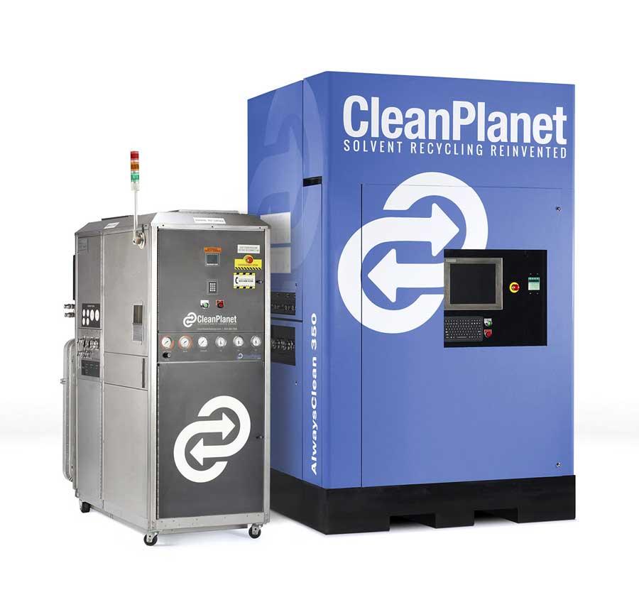 solvent distillation technology